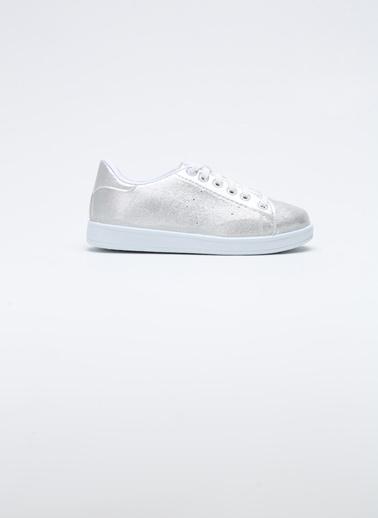 Shoes1441 Sneakers Gümüş